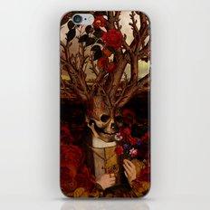 Cernunnos II iPhone & iPod Skin
