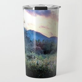 Mountain Sunrise Travel Mug