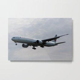 Air Canada Boeing 777 Metal Print