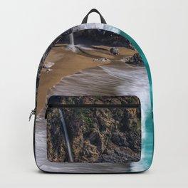 Ari Blue Backpack