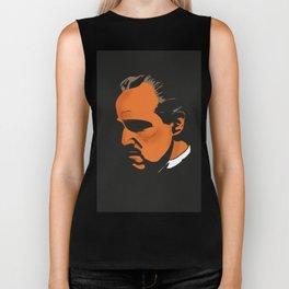 Vito Corleone - The Godfather Part I Biker Tank