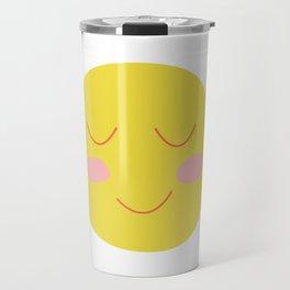 Smiling Sun Travel Mug