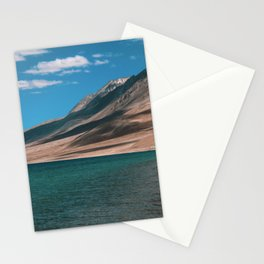 Lake and Mountains Stationery Cards