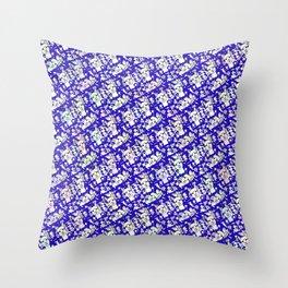 Alpaca Love - Be happy! Throw Pillow