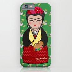 Kokeshi Frida Kahlo Slim Case iPhone 6s
