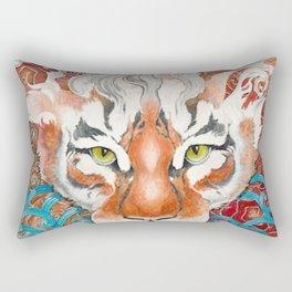 Cinnamon Buns and Dragons Rectangular Pillow