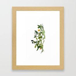 Habañero World Framed Art Print