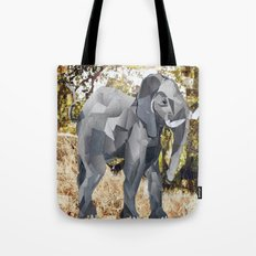 Elephant! Tote Bag