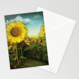 Hidden path Stationery Cards