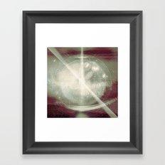 Explore the Light Framed Art Print
