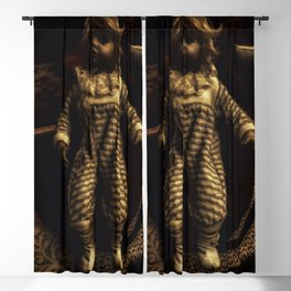 Livin' Doll Blackout Curtain