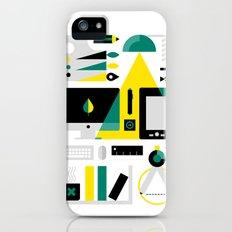 Designer's Kit iPhone (5, 5s) Slim Case