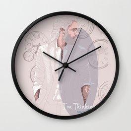 i'm Thinking Wall Clock