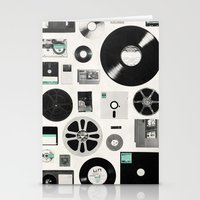 data Stationery Cards featuring Data by Florent Bodart / Speakerine