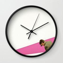 Urban Planning Wall Clock