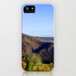 Landscape Art Eit iPhone Case