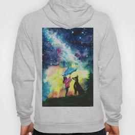 Raining stars Hoody