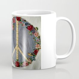 Peace Patch Coffee Mug