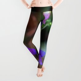 Blue Bells Leggings