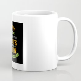 My Wife Says I Only Have Two Faults - Funny Husband Gift Coffee Mug