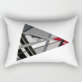 Venus of Triangle Rectangular Pillow