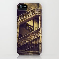 A Hogwarts Staircase iPhone (5, 5s) Slim Case