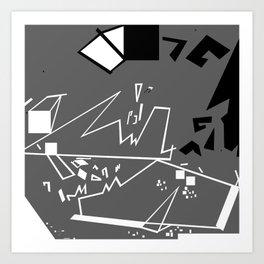 papel carbono 26072016-1331 [9831] Art Print