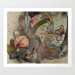 Oceana No 1 Art Print