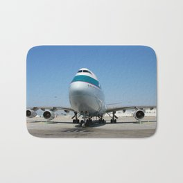 Airliner 05 Bath Mat