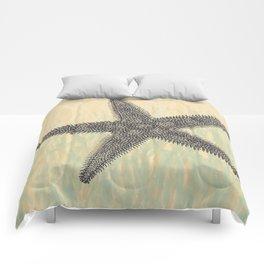 Starfish ~ The Summer Series Comforters