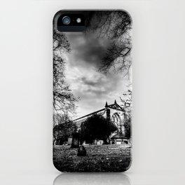 Greyfriars Kirk Edinburgh iPhone Case