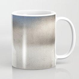 Grunge metal texture  Coffee Mug