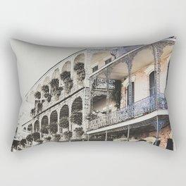 New Orleans Throwback Rectangular Pillow