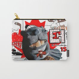 Canada 150 Beaver Carry-All Pouch