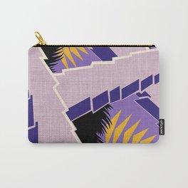 AGONDA Art Deco Modern: MYSTERIAN Carry-All Pouch