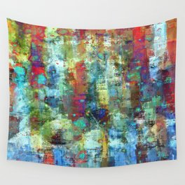 Panic Attack Wall Tapestry