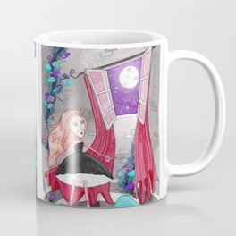 Noche en la torre Coffee Mug