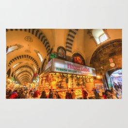 Spice Bazaar Istanbul Rug