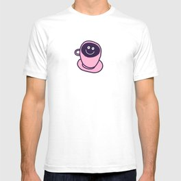 funny coffee cup T-shirt