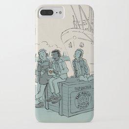 Walk Like A Dragon iPhone Case