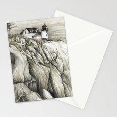 Bass Harbor Head Lighthouse Stationery Cards