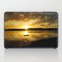 golden iPad Cases featuring Golden by NaturallyJess