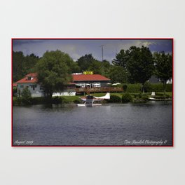 Baldwins Mills  Canvas Print