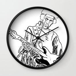 jimmy Wall Clock