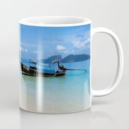Thailand longboat Coffee Mug