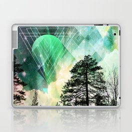 GUESTS FROM SPACE Laptop & iPad Skin