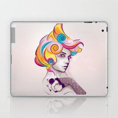 I AM MY FAVORITE COLOR Laptop & iPad Skin