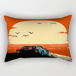 Ibiza Sunset Chillout Rectangular Pillow