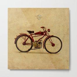 Ducati 1950 - Classic bike Metal Print
