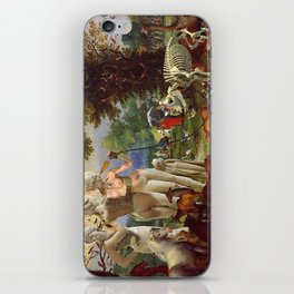 The Three Graces iPhone Skin